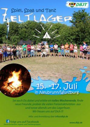 2016-07-10 Zeltlager
